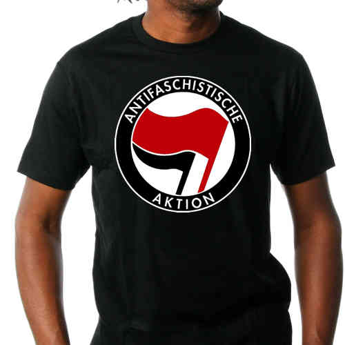 T-Shirt Antifascist Action