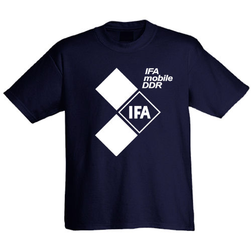 T-Shirt IFA Mobile der DDR