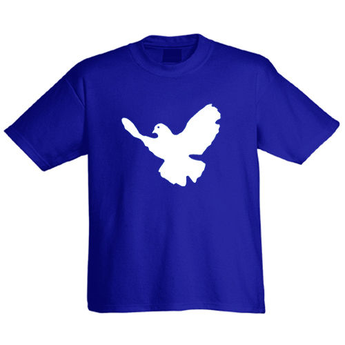 Kids Shirt Dove of peace