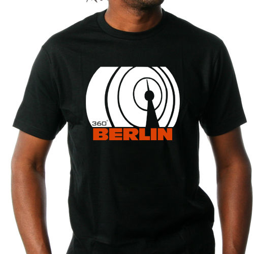 "T-Shirt ""TV Tower Berlin"""
