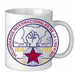 "Tasse à Café ""Brigades internationales"""