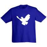 "Klæd T-Shirt ""Dove of Peace"""