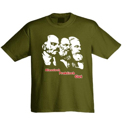 Marx Maglietta Mondos Berlin Lenin Engels Arts hrxtQdsC