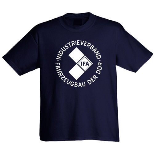 "Tee shirt ""IFA-Mobile-DDR"""