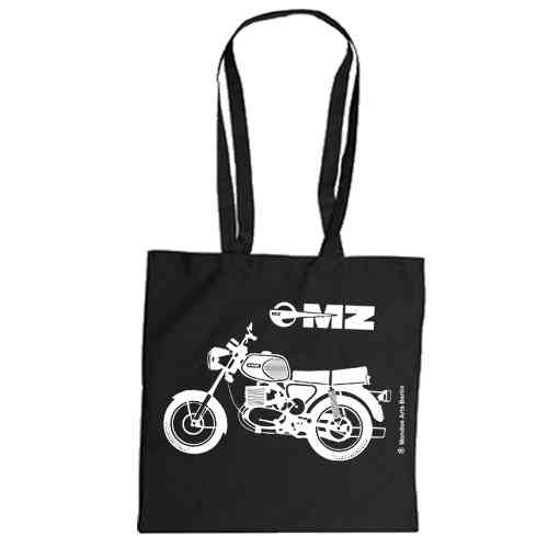 "Cotton bag ""MZ - ETS"""