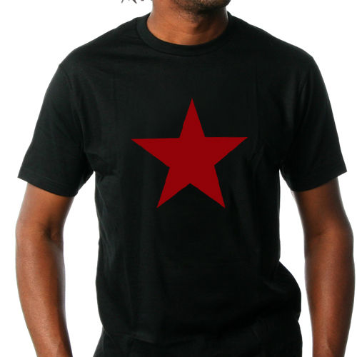 "T-Shirt ""Red Star"""