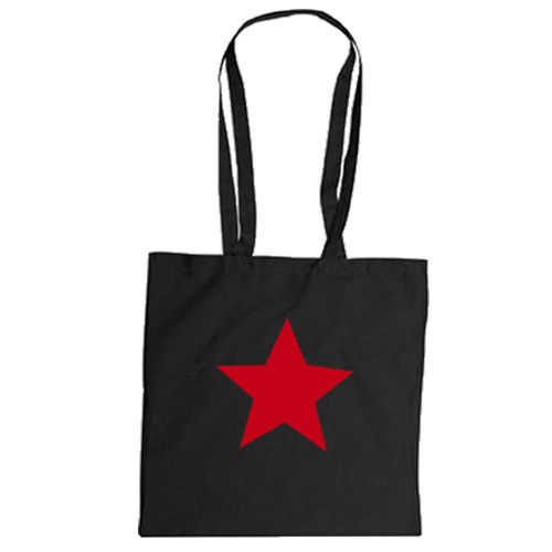 "Cotton bag ""Red Star"""