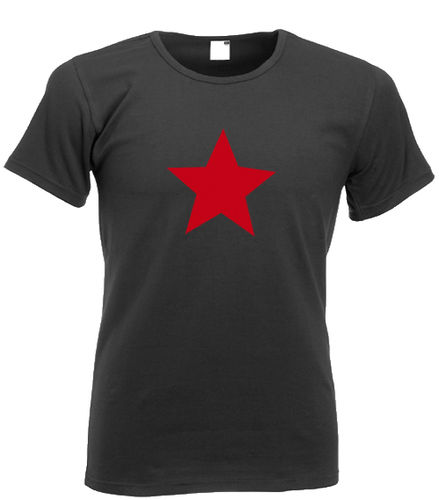"Womenshirt ""Red Star"""