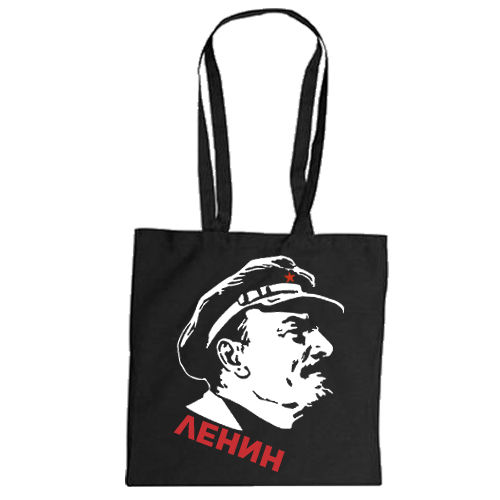 "Cotton bag ""Lenin"""