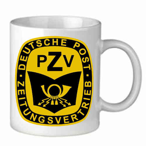 "Tasse ""Deutsche Post"""