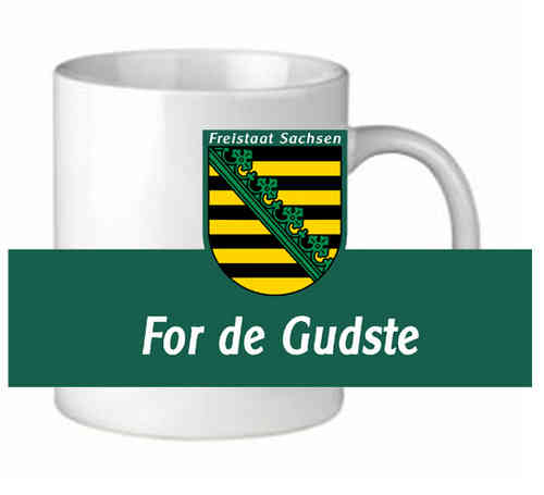 "Tasse ""For de Gudste"""