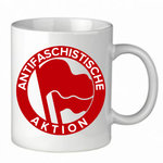 "Mug ""Anti-Fascist Action"""