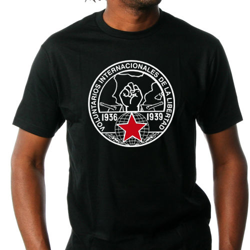 "T-Shirt ""International Brigades"""