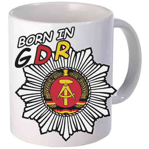 Tasse Born in GDR