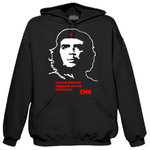 "Sweat shirt à capuche ""Che Guevara"""