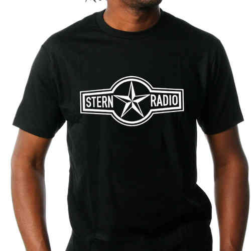 "T-Shirt ""Stern Radio Berlin"""