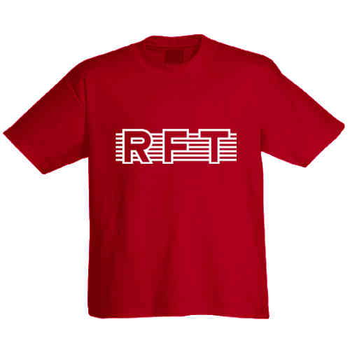 T-Shirt RFT Radio DDR