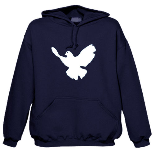 "Hoodie ""Dove of peace"""