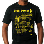 "Tee shirt ""Trabant Power"""