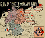 "Magnet ""Germany Map 1945"""