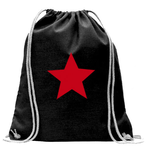 "Gymsack ""Red Star"""