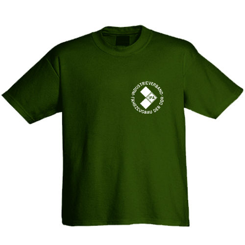 "T-Shirt ""IFA Mobile DDR"""