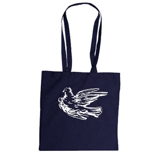 "Cotton bag ""Dove of peace Picasso"""