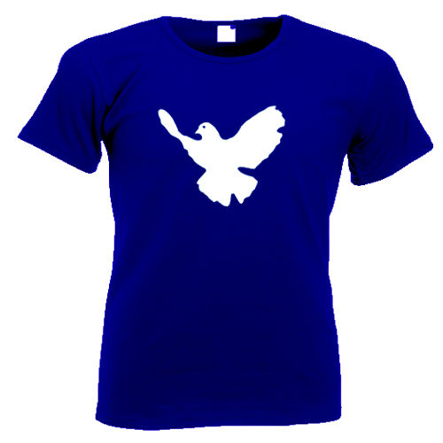 "Womenshirt ""Dove of peace"""