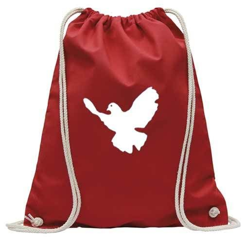 "Gymsack ""Dove of peace"""