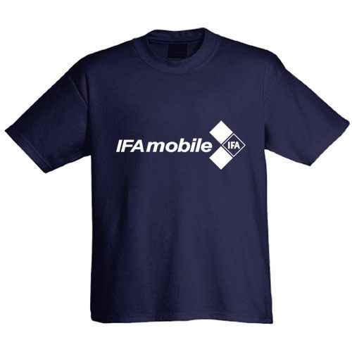 "T-Shirt ""IFA Mobile"""