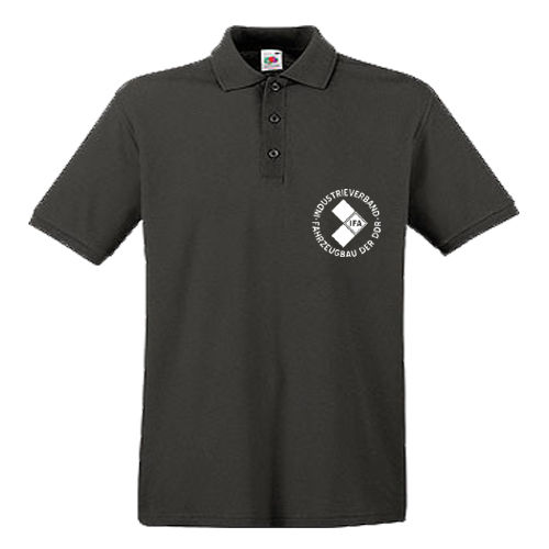 "Premium Polo Shirt ""IFA Mobile DDR"""