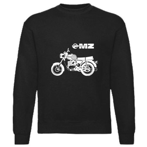 "Sweat shirt ""MZ Moto"""