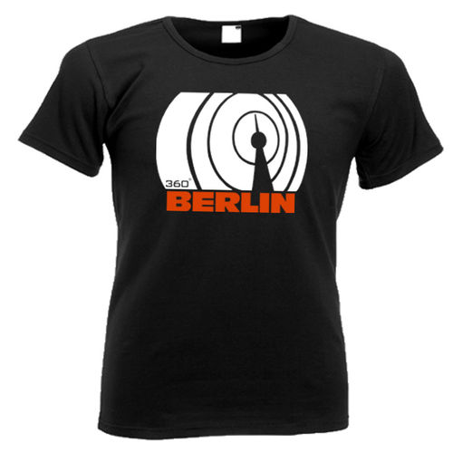 "Womenshirt ""Berlin Television Tower"""