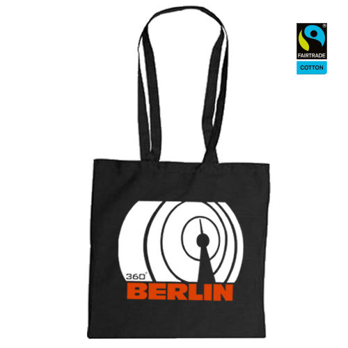 "Cotton bag ""Berlin Television Tower"""