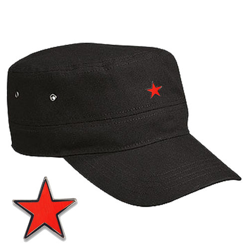 "Caps Military ""Red Star"""