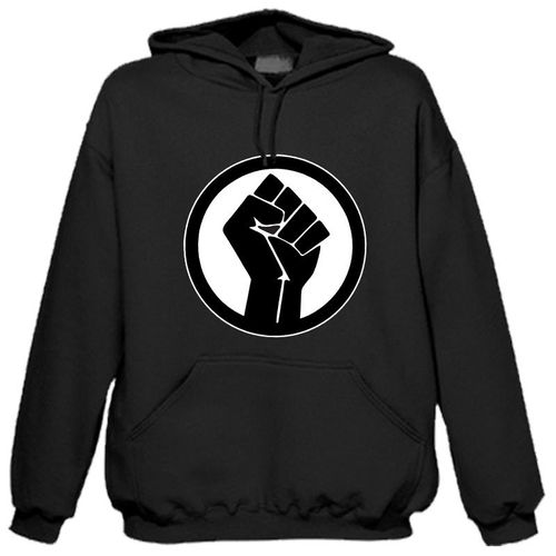 "Sweat shirt à capuche ""Black Lives Matter"""
