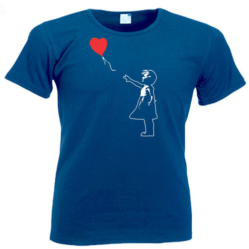 "Womenshirt ""Love of freedom"""